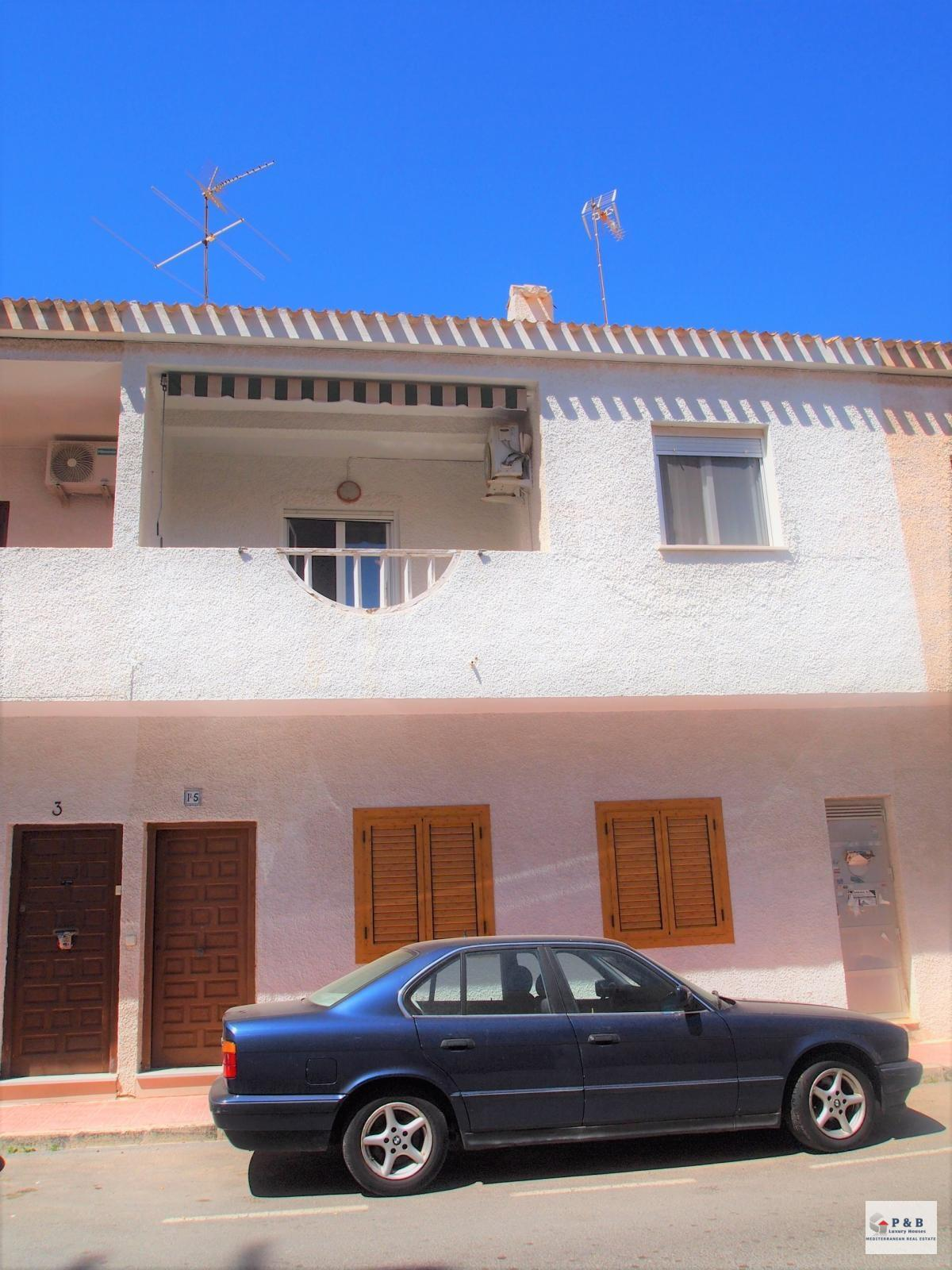 Bungalow for sale in Playa del Acequion (Torrevieja), 59.900 € (Ref.: 981)