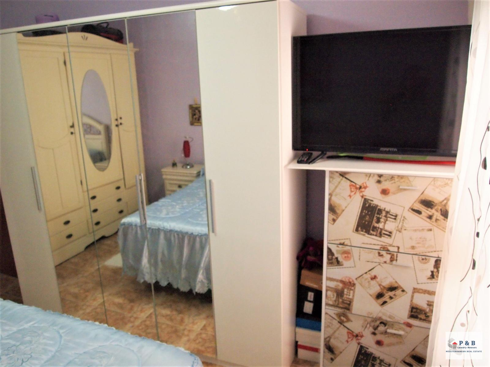 Flat for sale in Playa del Acequion (Torrevieja), 127.000 € (Ref.: 917)